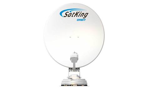 Satking Orbit 85CM Fully Automatic Satellite TV Dish for for Vast Foxtel Caravan