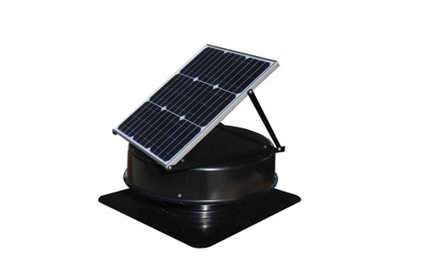 SolarKing Solar Roof Ventilation Exhaust Fan 35 Watts 18V - free delivery