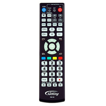SatKing RM-06 VAST Remote Control