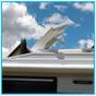 SatKing Promax Fully Automatic Motorised Satellite TV System Foxtel Vast Caravan