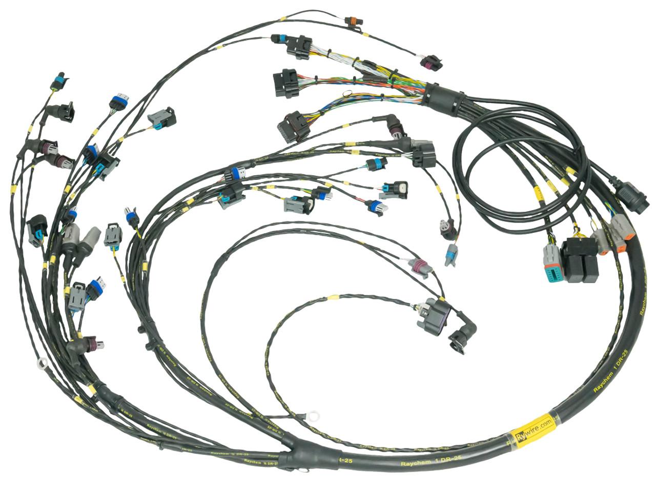 lsx premium engine wiring harness ace performance 1985 Corvette Engine Wiring Harness