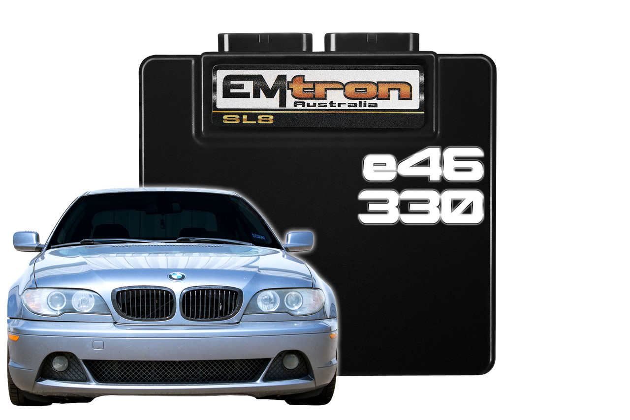 Bmw E46 M54 Engine Complete Plug And Play Package Emtron Kv8