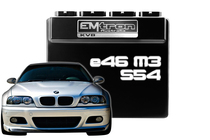 ACE Performance Emtron KV8 E46 M3 S54 Plug in Engine management