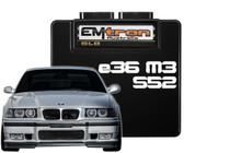 BMW E36  M52/S52 ENGINE - M3 - COMPLETE PLUG AND PLAY PACKAGE - EMTRON KV8