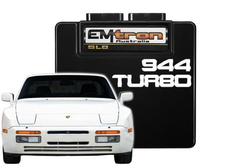 PORSCHE 944 TURBO - THE ULTIMATE ECU & WIRING HARNESS SOLUTION - EMTRON KV8/SL8