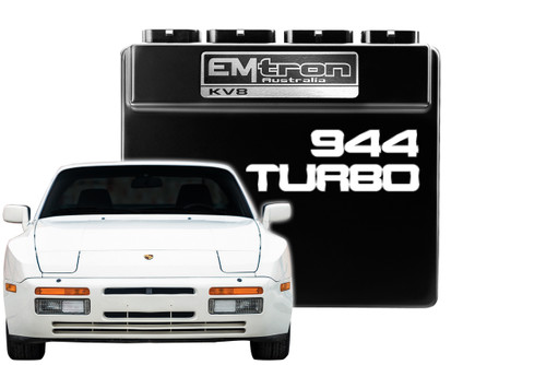 PORSCHE 944 TURBO - THE ULTIMATE ECU & WIRING HARNESS SOLUTION - EMTRON  KV8/SL8 - ACE Performance