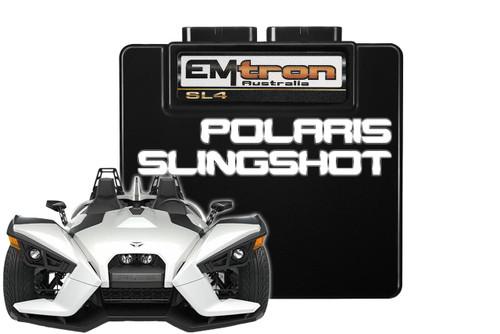 POLARIS SLINGSHOT - COMPLETE PLUG AND PLAY PACKAGE - EMTRON SL4