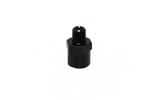 M10x1.0 Female to 1/8th NPT Male adapter - specifically designed for Bosch pressure and temperature sensors