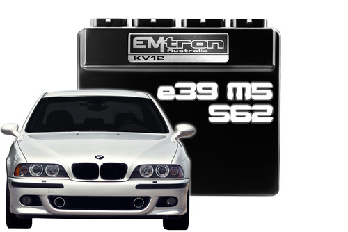 Emtron S62 KV12 ECU Plug and Play package