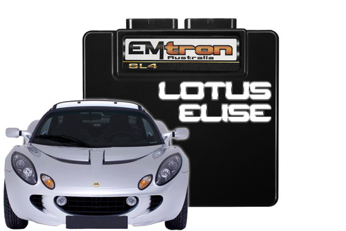 2004-2005 LOTUS ELISE 2ZZ - COMPLETE PLUG AND PLAY PACKAGE - EMTRON KV8