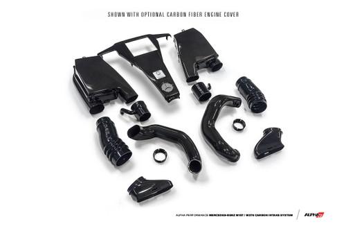 Alpha Performance Mercedes-Benz AMG M157 / M278 Carbon Fiber Intake System