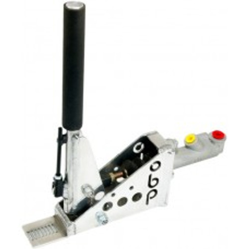 """280mm (11 3/16"""") Vertical Pro-Spec Aluminum Hydraulic Handbrake assembly with .625 master cylinder"""