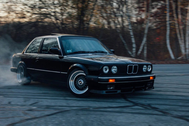 Dave's 1987 BMW 325is - Old School Cool with a Motorsport Heart