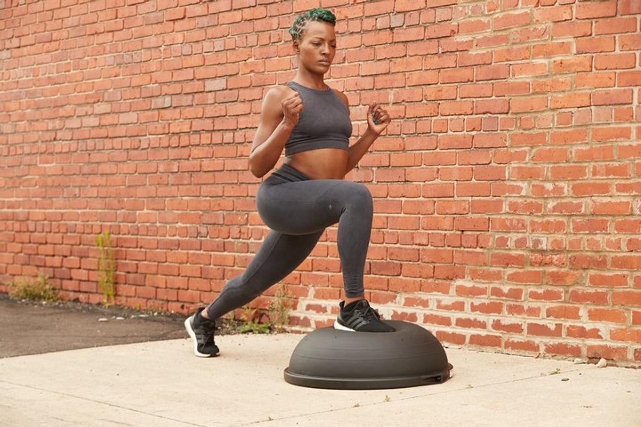 bosu black functional training equipment