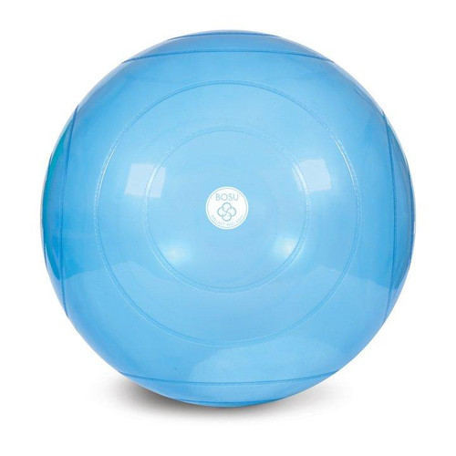 bosu ballast fitness ball 65 cm colour blue