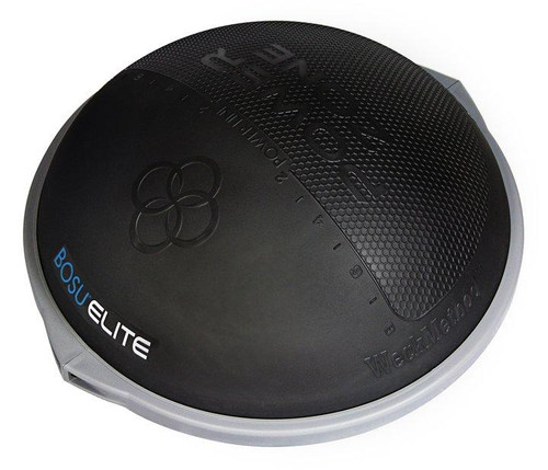 Bosu Elite balance trainer black 65 cm high density dome