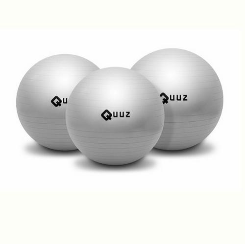 quuz μπάλα γυμναστικής για ασκήσεις pilates από την Fitness Production Greece