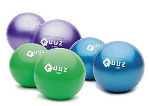 μπάλα με βάρος για κάθε είδους προπόνηση από fitness production greece