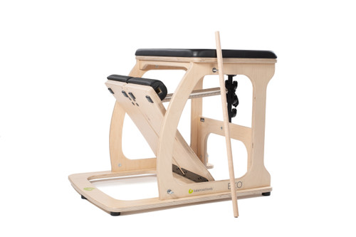 exo chair by balanced body for functional training