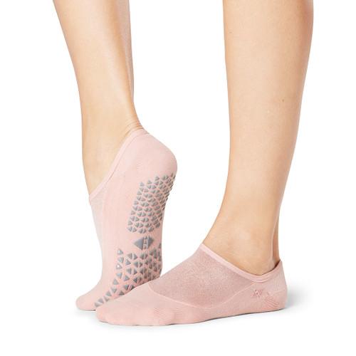 light design socks for pilates by tavi noir