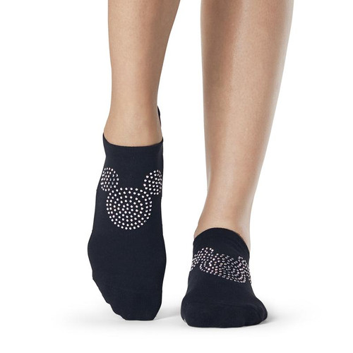 mickey mouse design socks for pilates workout
