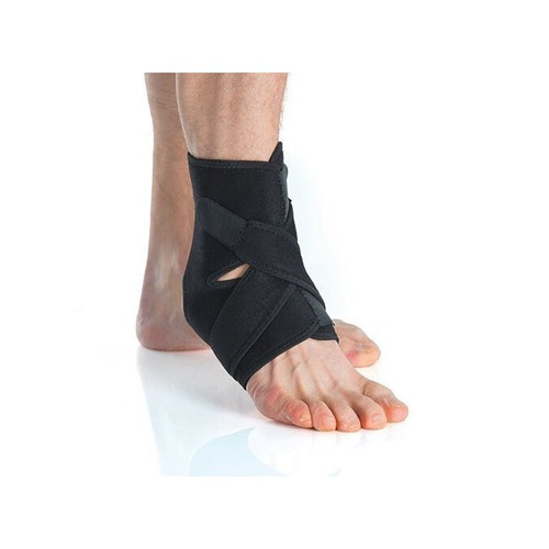 ankle support for full mobility