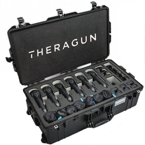 θήκη για αποθήκευση και μεταφορά των συσκεύων μασάζ της theragun