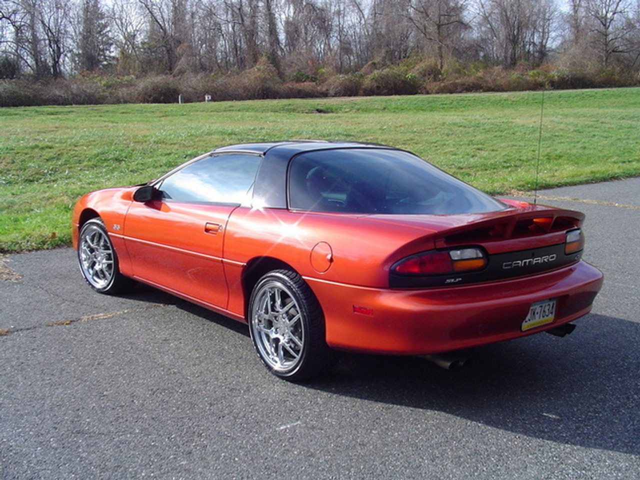1993 2002 Chevrolet Camaro Spoiler Ss Factory Style