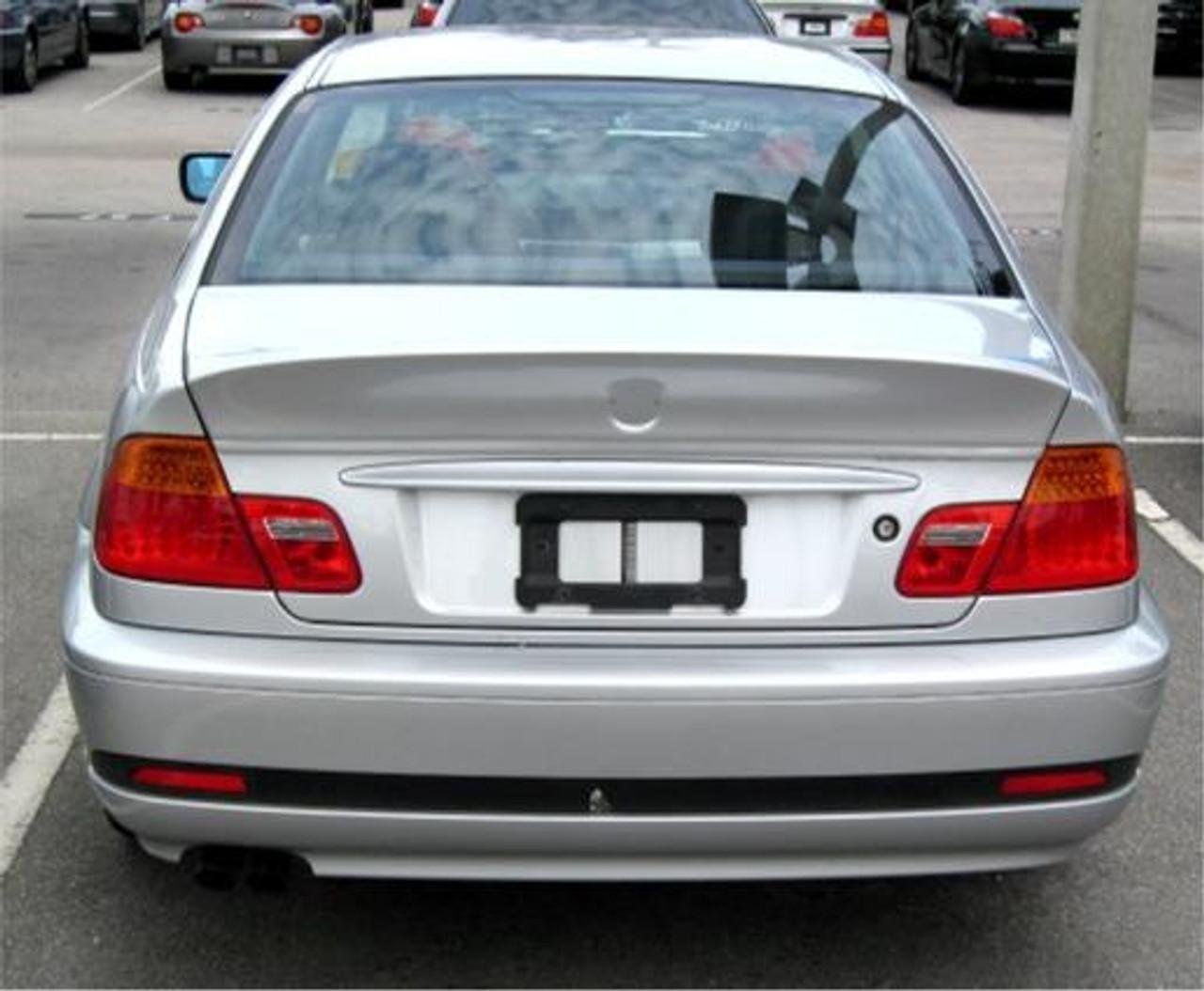 1999 2005 Bmw 3 Series Sedan Spoiler E46 Csl Ducktail Style