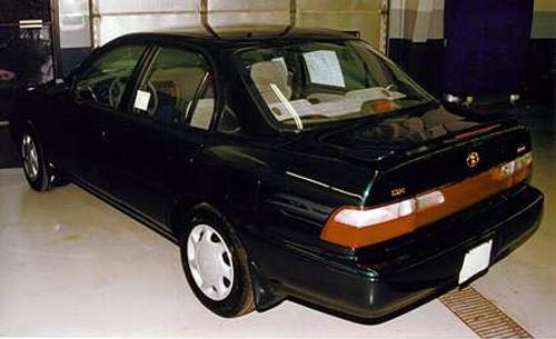1993-1997 Toyota Corolla Spoiler Custom Style