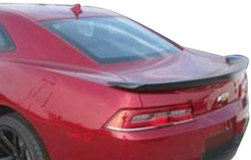 2014-2015 Chevrolet Camaro Spoiler Factory Lip Style - Fits Convertible