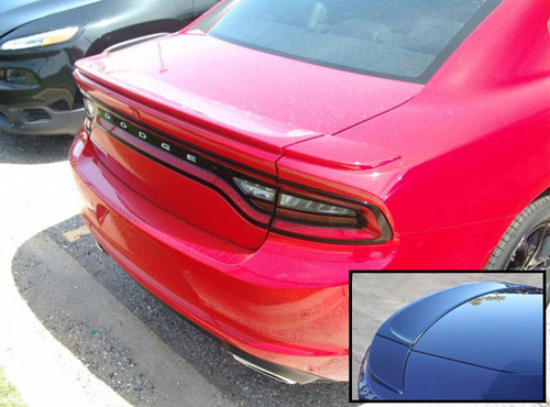 2015-2018 Dodge Charger Spoiler 3 PC Custom Style