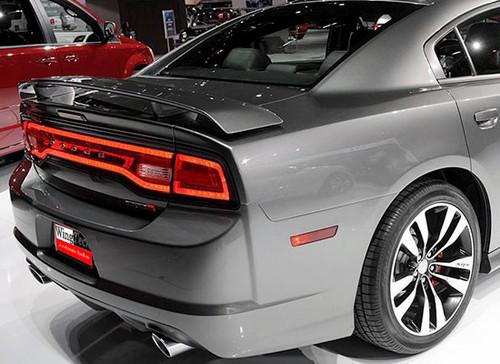 2015 Dodge Charger Spoiler SRT Custom Style
