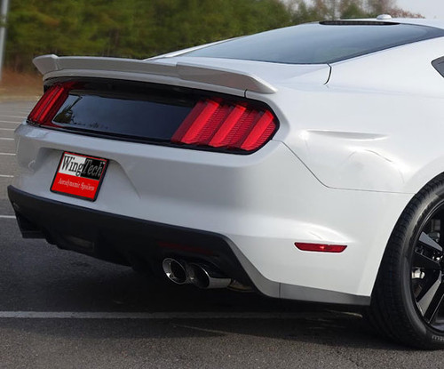 2015+ Ford Mustang Coupe Racing Style Spoiler
