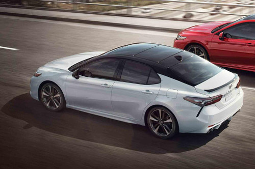 2018 CAMRY LIP-MOUNT NO-LIGHT FACTORY-STYLE SPOILER