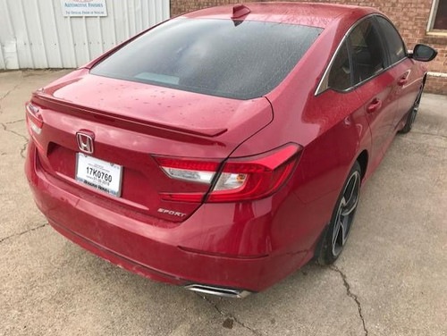 2018+ ACCORD 4-DR LIP-MOUNT NO-LIGHT FACTORY-STYLE SPOILER