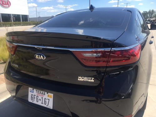 2018+ CADENZA LIP-MOUNT NO-LIGHT CUSTOM SPOILER