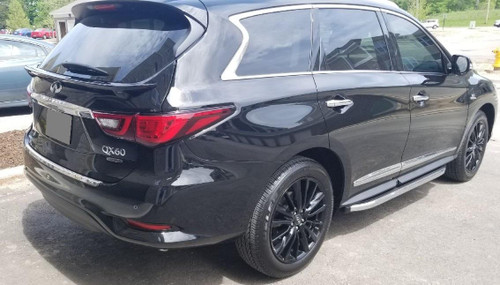 2014-2018 QX60 SUV NO-LIGHT CUSTOM NO-DRILL SPOILER