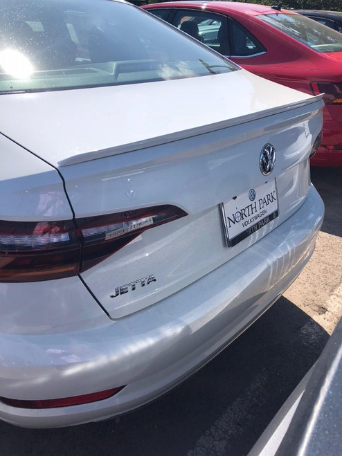 2019+ JETTA LIP-MOUNT NO-LIGHT NO-DRILL CUSTOM SPOILER