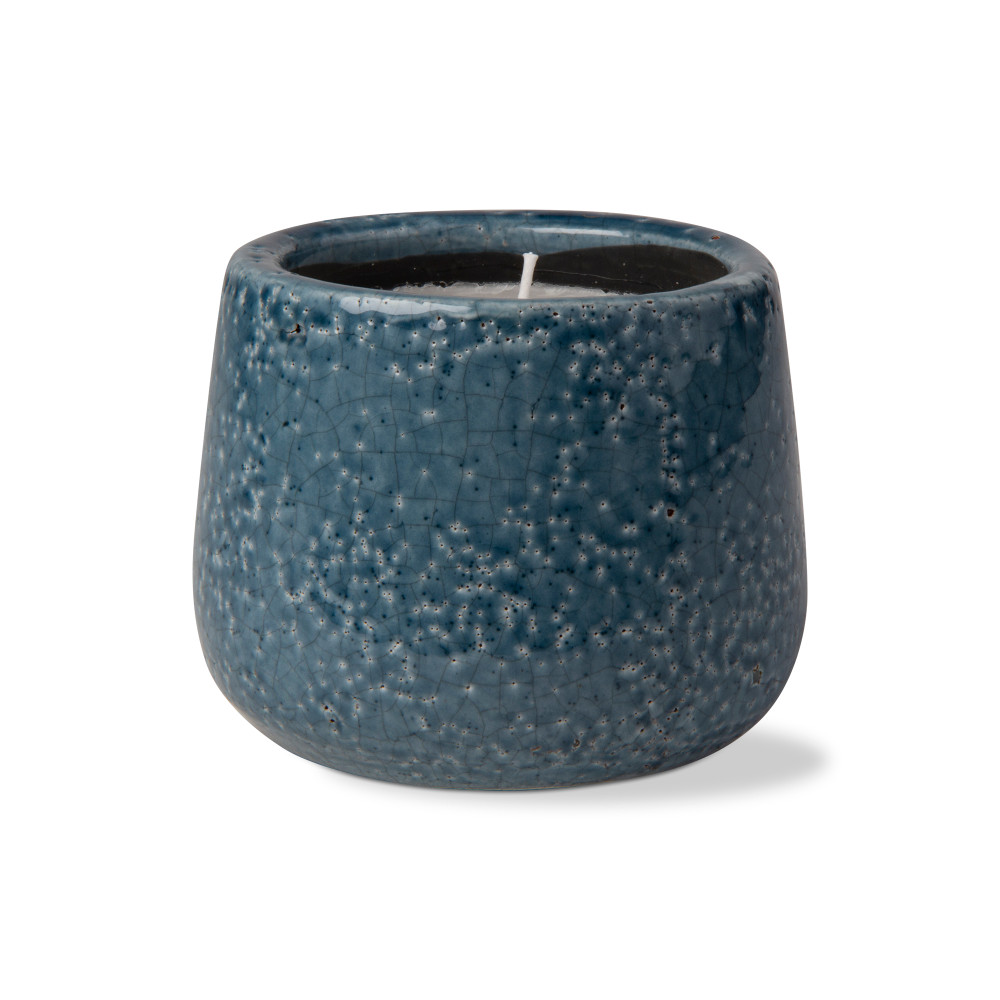 BLUE DENIM CITRONELLA GARDEN CANDLE