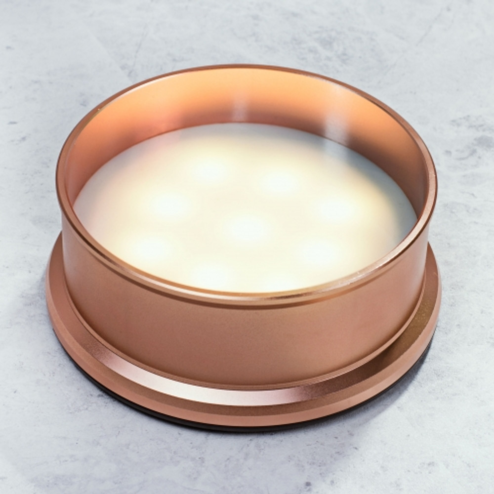 ILLUMINATING BOTTLE COASTER