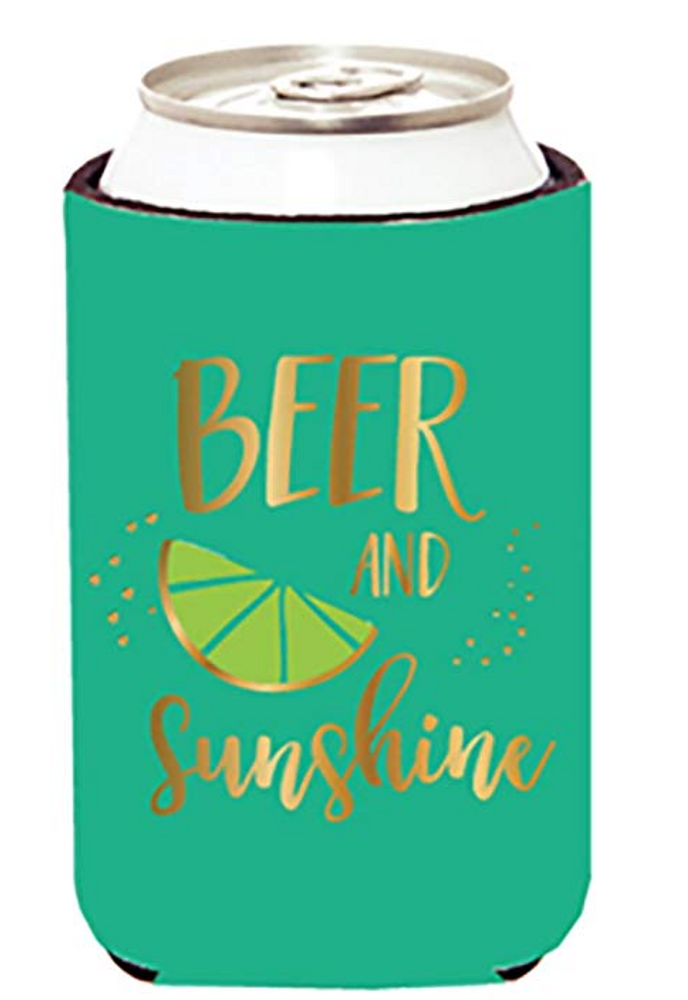 CAN COVER BEER W/ SUNSHINE