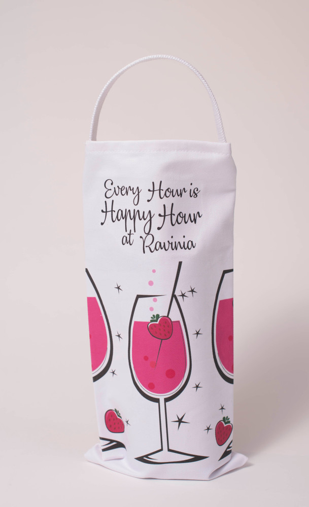 WINE TOTE EVERY HOUR IS HAPPY HOUR AT RAVINIA