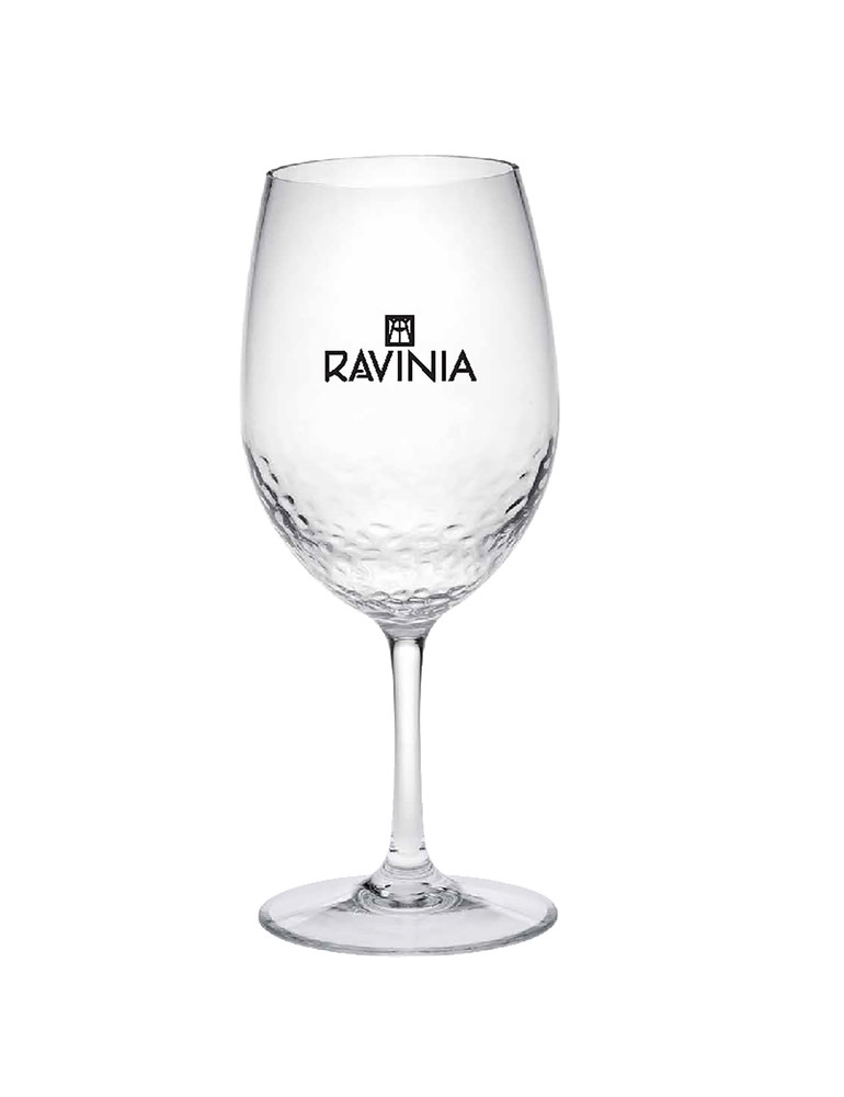 RAVINIA ACRYLIC WINE GLASS 20 oz