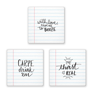 NOTED COASTERS