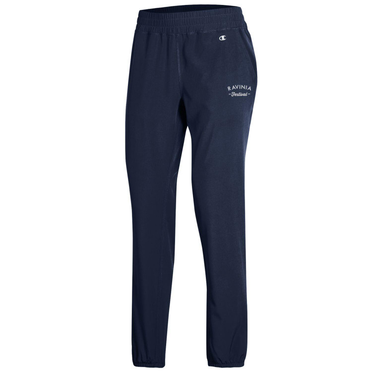 LADIES NAVY JOGGER PANTS