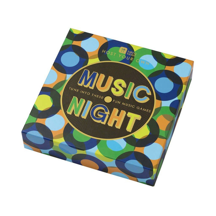 HOST YOUR OWN MUSIC NIGHT GAME