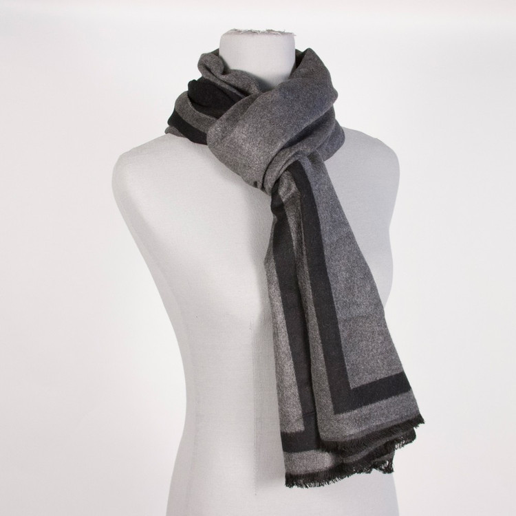 Reversible Black and Gray