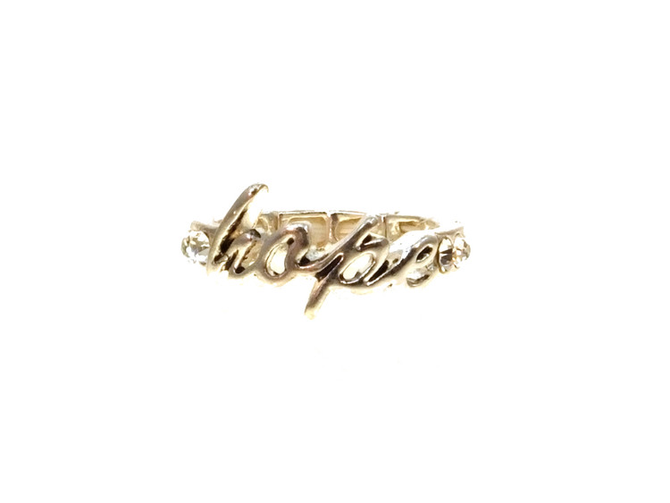 HOPE STRETCH RING
