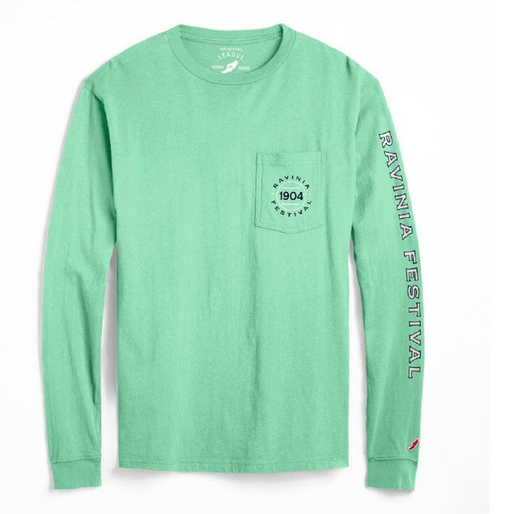 MINT POCKET LONGSLEEVE TEE